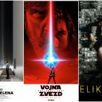 Vabimo v kino Šmarje: Velika igra, Krčenje, Ubijanje svetega jelena