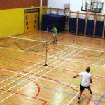 Pred badmintonisti le še en igralni vikend