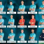 V reprezentanci za evropsko prvenstvo trije igralci Dobovca