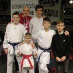 Karateisti nadaljevanje sezone začeli na Hrvaškem