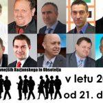 Vplivni Kozjanskega in Obsotelja 2017: od 21. do 30. mesta