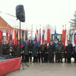 74. obletnica prihoda XIV. divizije na Štajersko (foto, video)