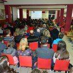 Informativni dan na Šolskem centru Šentjur pritegnil veliko mladih, željnih praktičnih znanj (foto in video)