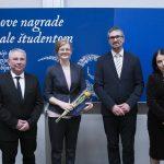 Šmarčanka prejemnica fakultetne Prešernove nagrade
