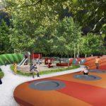 Vse o centralnem otroškem igrišču, ki ga bodo gradili v Rogaški Slatini (video)