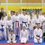 Naj karateistka leta Šmarčanka Laura Potisk; karateisti tekmovali v Rogaški Slatini