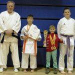 Karateisti nastopili na prvem konjiškem pokalu