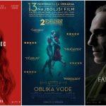 Vabimo v Kino Šmarje: Čebelica Maja, Oblika vode, Fantomska nit, Zadnji ledeni lovci, Rdeči vrabec – brezplačne vstopnice