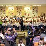 S koncerta šolskih pevskih zborov v Šmarju (foto)