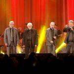 New Swing Quartet v bleščečem slogu obeležili 50 let