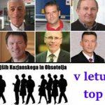 10 najvplivnejših Kozjanskega in Obsotelja v letu 2017