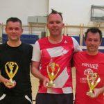 Badmintonisti ligo zaključili s turnirjem posameznikov