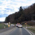 Obnova glavne ceste med Šentvidom in Halarjevim bregom