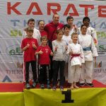 5 medalj na odprtem prvenstvu Slovenije