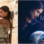 Vabimo v kino Šmarje: Marijina zemlja, Tomb Raider