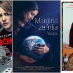 Vabimo v kino Šmarje: Družabni večer, Lady bird, Marijina zemlja