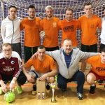 """""""Gradbeniška"""" liga malega nogometa zaključena s podelitvami najboljšim"""