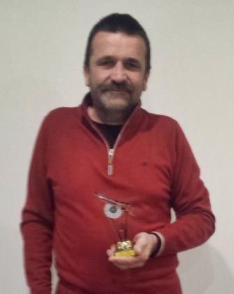 Mirko Kunst je bil najbolj natančen na sklepni tekmi posameznikov.