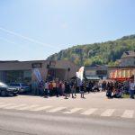 Kašča Šmarje ob prvi obletnici prenove pripravila prvi hišni sejem lokalnih in domačih dobrot (foto)