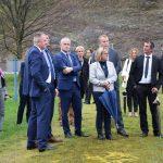 Ministri Počivalšek, Majcen in Ćorić o prihodnosti Vonarskega jezera