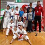 Karateisti ob Jadranu uspešni tudi s pomlajeno postavo