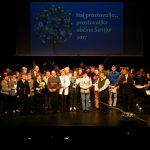 V Šentjurju razglasili prostovoljce leta 2017 (foto, video)