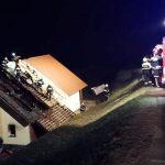 Pri požaru v Vetrniku posredovala 4 PGD (zbiranje pomoči za prizadete)