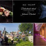 Vabljeni na dalmatinski vikend s kulinaričnimi dobrotami in klapo Jadranski Maestral 25.5. – 27.5.2018