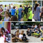 V Gorici pri Slivnici gostili mlade iz Nemčije in Francije (foto)