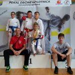 Karateisti v Zagrebu in Oplotnici
