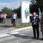 Odprli 4-kilometrski odsek obnovljene zunanje obvoznice