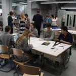 V ŠC Rogaška Slatina končno v novih prostorih (foto): dijaki in profesorji veseli, srečni in zadovoljni