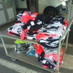 Na mejnem prehodu Dobovec zasegli več športnih oblačil
