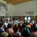 Odprtje telovadnice na Svetem Štefanu (foto, video)