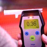 Policisti do nedelje intenzivno nad alkoholike za volani