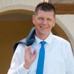 To je Matija Čakš, kandidat s podporo pomladnih strank za župana Občine Šmarje pri Jelšah