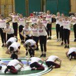 Hruševčanke z najboljšo šolsko plesno produkcijo (video)