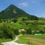 Najlepši izleti in pohodne poti Kozjanskega in Obsotelja: Rogatec in Rogaška Slatina