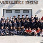 Prenovljeni prostori in novo vozilo ob 90-letnici PGD Dramlje (foto, video)