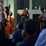 Rokovo poletje 2018: Lela Kaplowitz JazzTaPestry trio (foto, video)