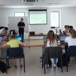 11 mladih vstopilo v svet programiranja