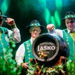 Otvoritev festivala Pivo in cvetje 2018 v znamenju mažoret in odličnih koncertov
