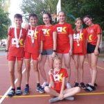 Mladi atleti uspešni na Dolenjskem