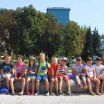 Otroci z LU Rogaška Slatina preživeli lepe avgustovske dneve (foto)