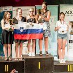 Nuša na evropskem šahovskem prvenstvu s tremi medaljami, Nejc z eno