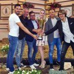 Kaja med zmagovalci festivala Graška Gora (video)