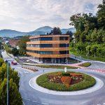 Poslovni center Vrelec v Rogaški Slatini odprt, začetek njegovega obratovanja decembra