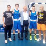Šmarska boksarja nastopila v Banja Luki