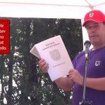 Razglasitev Šiškove Dežele Štajerske se je zgodila na Kozjanskem (video)