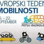 Začenja se evropski teden mobilnosti, tudi z občinama Šentjur in Šmarje pri Jelšah
